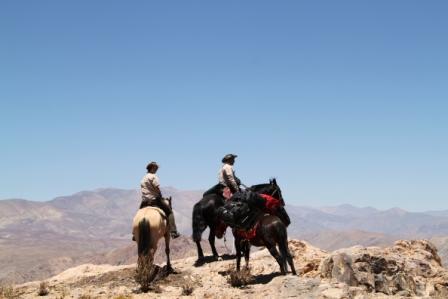 Reiten Abenteuer Chile